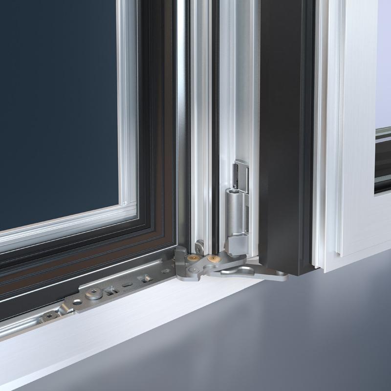 Metallfenster, Aluminiumfenster, Stahlfenster aus der Schweiz