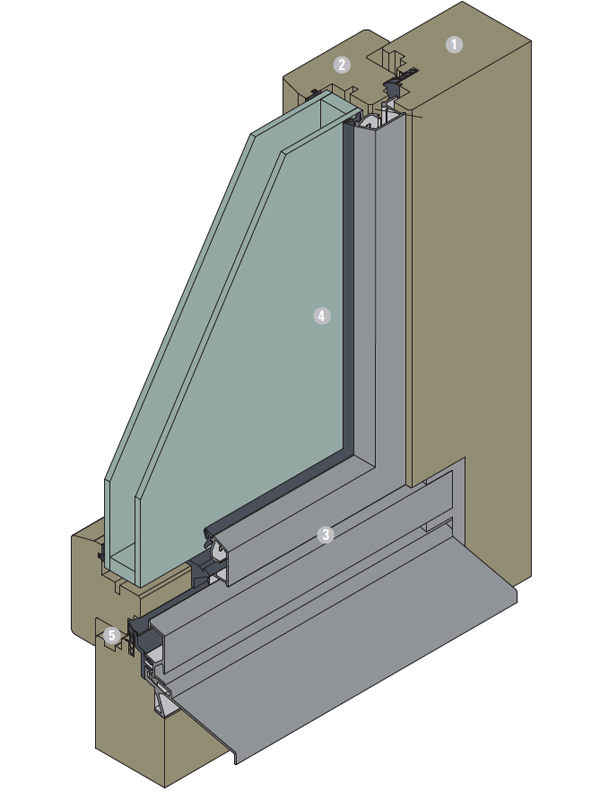 connex clips qualit ts system f r holz aluminium fenster. Black Bedroom Furniture Sets. Home Design Ideas