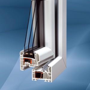 Kunststofffenster von rino weder aus der schweiz for Kunststofffenster rund