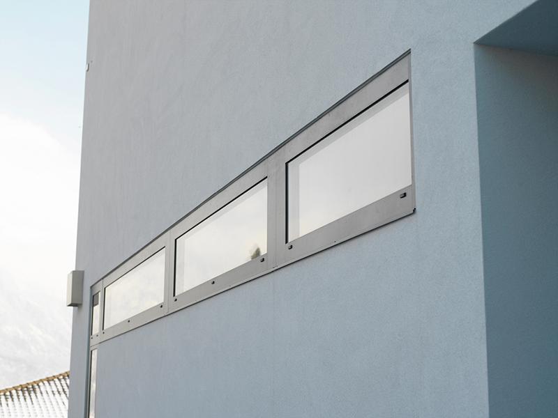 Fenster aus aluminium stahl oder kunststoff for Aluminium fenster