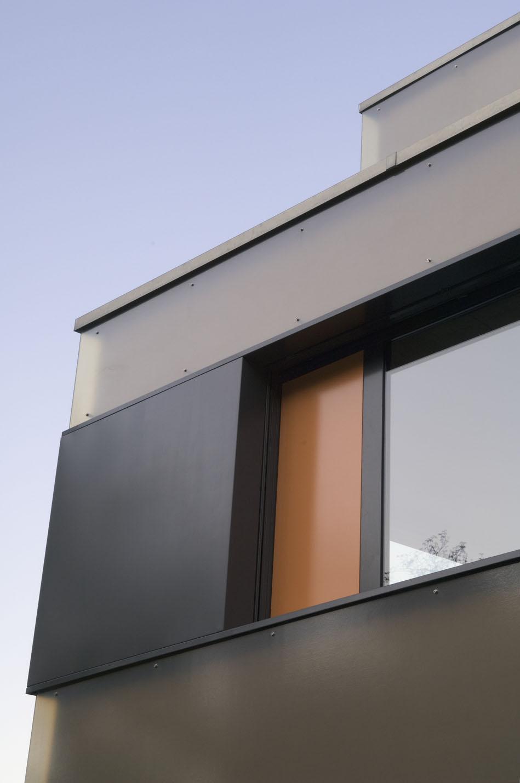 Wunderschön Fassade Mit Blech Verkleiden Referenz Von Fensterzargen Aus Metall